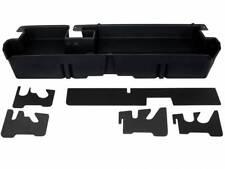 DU-HA Black Underseat Storage Case for 2007-2018 Toyota Tundra Double Cab