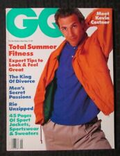 1987 May GQ Magazine FVF 7.0 Kevin Costner