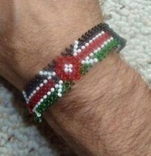 Kenyan Beaded Bracelet