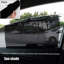 Car Side Rear Window Sunshade Curtain Sun Shade Cover For UV Protection