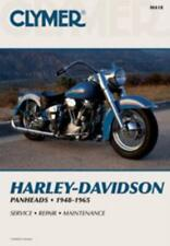 Clymer Workshop Manual Harley-Davidson Panheads 1948-1965 FS FLS E ELF FL FLH