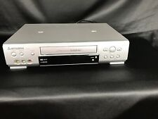 Mitsubishi HS-U449 VCR Player/Recorder With NO Remote Tested WORKS