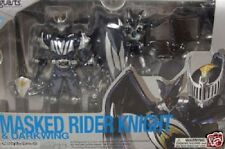 Used Bandai S.H.Figuarts Kamen Masked Rider Knight & Dark Wing Set Painted