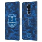 OFFICIAL EVERTON FOOTBALL CLUB CREST LEATHER BOOK WALLET CASE FOR NOKIA PHONES