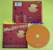 CD NO STRESS VOL 2 compilation 2001 MOBY MORCHEEBA DEPECHE MODE(C22) no mc lp
