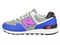 NEW BALANCE 574 WIDE Men's Shoe - Size 9 - ML574PWA