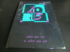 West Ridge Middle School - Austin, Texas TX - 1993 Yearbook