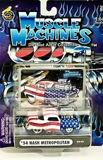 Muscle Machines '70 Olds 442 (Red White Blue) 03-47 Brand New! Collectible!