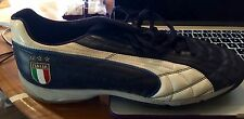 Mens 10 1/2 Puma King KSL Soccer/Futbol Shoes! Italia! Great condition and rare!