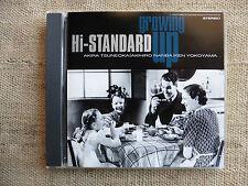 Hi-Standard – Growing Up - CD