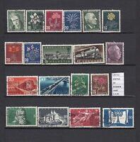 STAMPS LOT SWITZERLAND USED (L35712)