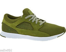 Men's Ransom Army Green Valley Lite Trainers-Taille UK 8-vert kaki *** Nouveau ***