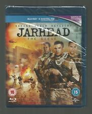 JARHEAD 3 THE SEIGE - sealed/new - UK BLU-RAY - Scott Adkins / Charlie Weber