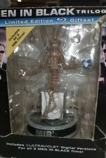 Men in Black Trilogy Limited Edition. Worm Figure only. Box has been opened.