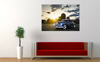 "1947 PONTIAC STREAMLINER NEW LARGE ART PRINT POSTER PICTURE WALL 33.1""x23.4"""