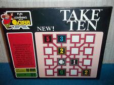 TAKE TEN - ORDA (1974) - DEVELOP MATHEMATICAL THINKING  - NEW & SEALED - RARE