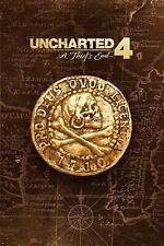 Guide Solution Uncharted 4 : A Thief's End - Edition Collector NEUF SOUS BLISTER