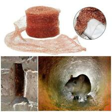 6M Stuff Copper Mesh For Rat Mouse Bat Rodent Snell Insect Control  201 Favor
