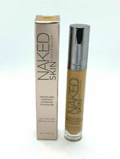 Urban Decay Naked Skin Complete Coverage Concealer Medium Neutral 0.16 oz New