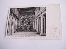 Roma - Grottaferrata Badia interno Chiesa - spedita f. p.