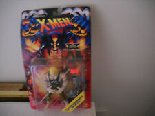 1995 X-Men-Captive Sabretooth vf/nm on Card
