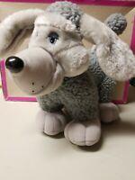 Tonka Pooch Patrol Plush poodle Vintage 1990, HTF Stuffed