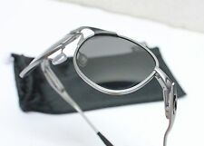NEW Oakley Sunglasses SI BALLISTIC CROSSHAIR Gunmetal Grey OO4069-02