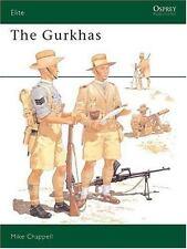 The Gurkhas [Osprey Military] [Elite Series], United States, India, Nepal, Engla