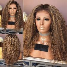 Women Afro Long Kinky Curly Hair Wavy Wigs Sexy Wig Party Wig NEW