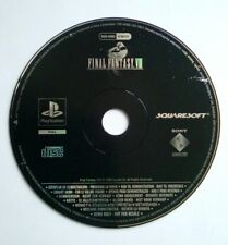 DEMO DISK Final Fantasy  VIII 8 - SCED-02062 - Sony PlayStation One 1