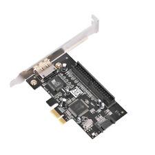 PCI-E x1 a 2 internos SATA II & IDE ATA133 y eSATA RAID Controller tarjeta de adaptador