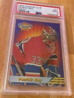 1993-94 Topps Stadium Club Finest #11 Patrick Roy PSA 9 MINT Montreal Canadiens