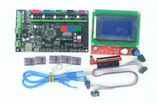New MKS Gen V1.4 3D Printer Controller + 12864 LCD Display + 5pcs DRV8825 Driver