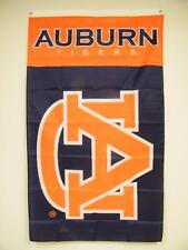 NEW UNIVERSITY OF AUBURN TIGERS  3'x5'  Flag Banner