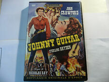 "JOHNNY GUITAR""JOAN CRAWFORD- DVD MINERVA 2015"