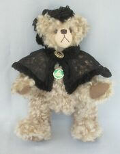 """Hermann 14"""" Mohair Bear Her Majesty Queen Victoria 2001 Limited Edition 323/500"""