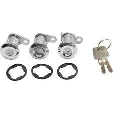Kit Door Lock Cylinder New Jeep Wrangler Cherokee CJ7 CJ5 8122874K3