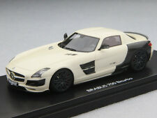Schuco Pro.R 1/43 - Mercedes-Benz SLS Brabus 700 Biturbo White