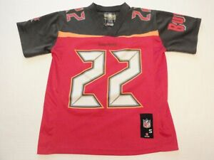 Doug Martin Tampa Bay Buccaneers NFL Players Jersey Boys Small (8) #22
