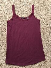 Women's Victoria's Secret Small Purple Sleep Tank Top