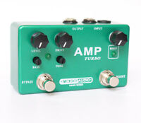 Handmade Mosky Pedal AMP turbo Preamp Overdrive Boost guitar effects true bypass