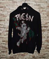 Authentic Philipp Plein Hoodie Sweatshirt Dollar size XL