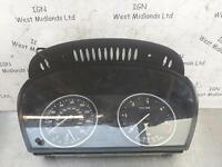 BMW X5 3.0 Diesel E70 Instrument Cluster Speedometer 9143836
