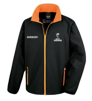 Official Licensed Carroll Shelby Cobra Ford Mustang Softshell Racing Jacket