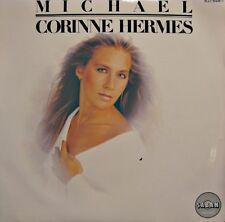 ++CORINNE HERMES michael/samba SP 1984 SABAN VG++