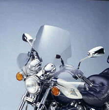 KAWASAKI EL252 ELIMINATOR 1997-02 N.C. PLEXISTAR 2 WINDSHIELD & MOUNT N8372 NIB