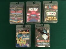 5 Game.com Games New In Box