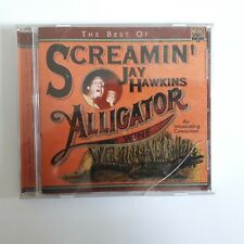 SCREAMIN' JAY HAWKINS: Alligator CD