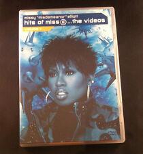 "Missy ""Misdemeanor"" Elliot - Hits of Miss E...The Videos -DVD- Region 2/3/4/5/6"