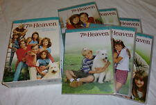 7TH HEAVEN SEASON 1 DVD COMPLETE FIRST SEASON R1 GREAT CONDITION FAMILY/DRAMA